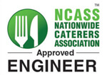 NCASS Approved Gas Engineer Logo